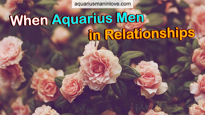 In Love with an Aquarius Man